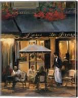 La Brasserie II Fine-Art Print