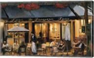 La Brasserie Fine-Art Print