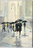 City in the Rain Fine-Art Print