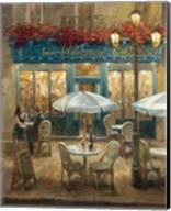 Paris Cafe I Fine-Art Print