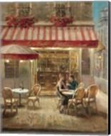 Paris Cafe II Fine-Art Print