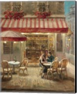 Paris Cafe II Fine-Art Print
