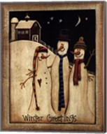 Winter Greetings Fine-Art Print