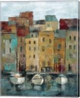 Old Town Port II Fine-Art Print
