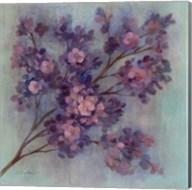 Twilight Cherry Blossoms I Fine-Art Print