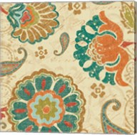 Fall Paisley II Fine-Art Print