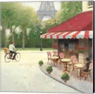 Cafe du Matin III Fine-Art Print
