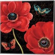 Petals and Wings II Fine-Art Print