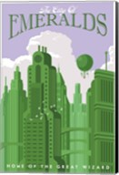Emerald City Travel Fine-Art Print