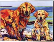 Ginger & Polar Fine-Art Print