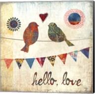 Hello, Love Fine-Art Print