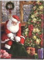 Santa's Bag Fine-Art Print