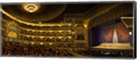 Crowd at Mariinsky Theatre, St. Petersburg, Russia Fine-Art Print