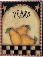 Royal Pears Fine-Art Print