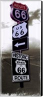Signs of Route 66 I Fine-Art Print