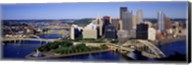 Pittsburgh Skyline Fine-Art Print