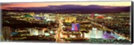 The Strip, Las Vegas Nevada, USA Fine-Art Print