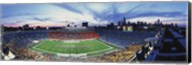 Soldier Field Football, Chicago, Illinois, USA Fine-Art Print