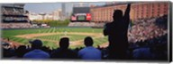 Baseball Game Baltimore Maryland Fine-Art Print