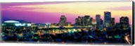 Phoenix Skyline at Night Fine-Art Print