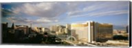 Cloudy Sky Over the Mirage, Las Vegas, Nevada Fine-Art Print