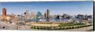 Baltimore, Maryland skyline Fine-Art Print