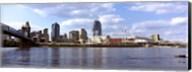 Ohio River, Cincinnati, Hamilton County, Ohio Fine-Art Print