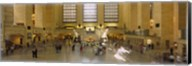 Group of people in a subway station, Grand Central Station, Manhattan, New York City, New York State, USA Fine-Art Print