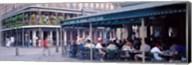 Cafe du Monde French Quarter New Orleans LA Fine-Art Print