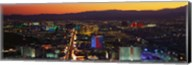 Hotels Las Vegas NV Fine-Art Print