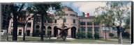 Facade of a building, Texas State History Museum, Austin, Texas, USA Fine-Art Print