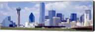 Dallas, Texas Skyline (day) Fine-Art Print