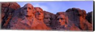 Mt Rushmore National Monument, Rapid City, South Dakota Fine-Art Print