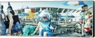 Coney Island Mermaid Parade, Coney Island, Brooklyn, New York City, New York State, USA Fine-Art Print