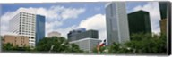 Downtown Houston, Texas, USA Fine-Art Print
