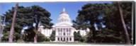 California State Capitol Building, Sacramento, California Fine-Art Print
