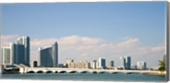Miami Skyline, Miami, Florida, USA Fine-Art Print