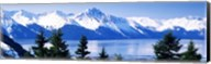 Turnagain Arm Girdwood AK USA Fine-Art Print