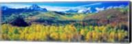 San Juan Mountains, Colorado, USA Fine-Art Print