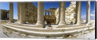 Ruins of a temple, Parthenon, The Acropolis, Athens, Greece Fine-Art Print