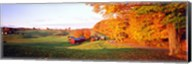 Fall Farm VT USA Fine-Art Print