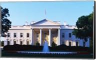 White House Washington DC Fine-Art Print