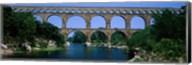 Pont du Gard Roman Aqueduct Provence France Fine-Art Print