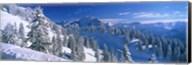 Alpine Scene, Bavaria, Germany Fine-Art Print