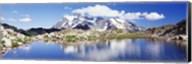 Mt Baker Snoqualmie National Forest WA Fine-Art Print