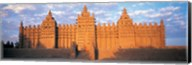 Great Mosque Of Djenne, Mali, Africa Fine-Art Print