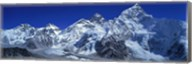 Himalaya Mountains (Mt Everest), Nepal Fine-Art Print