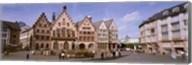 Roemer Square, Frankfurt, Germany Fine-Art Print