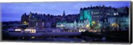 The Old Town Edinburgh Scotland Fine-Art Print