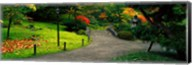 The Japanese Garden, Seattle, Washington State Fine-Art Print